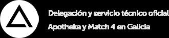 Delegación Apotheka en Galicia