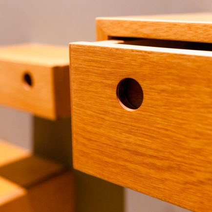 Muebles a medida en vivienda unifamiliar
